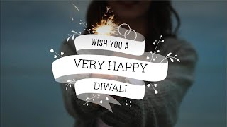 Wish You A Very Happy Diwali || Happy Diwali Wishes || BR Official Zone