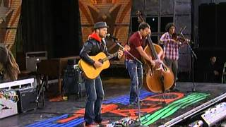 Blue Merle - Burning in the Sun (Live at Farm Aid 2004)