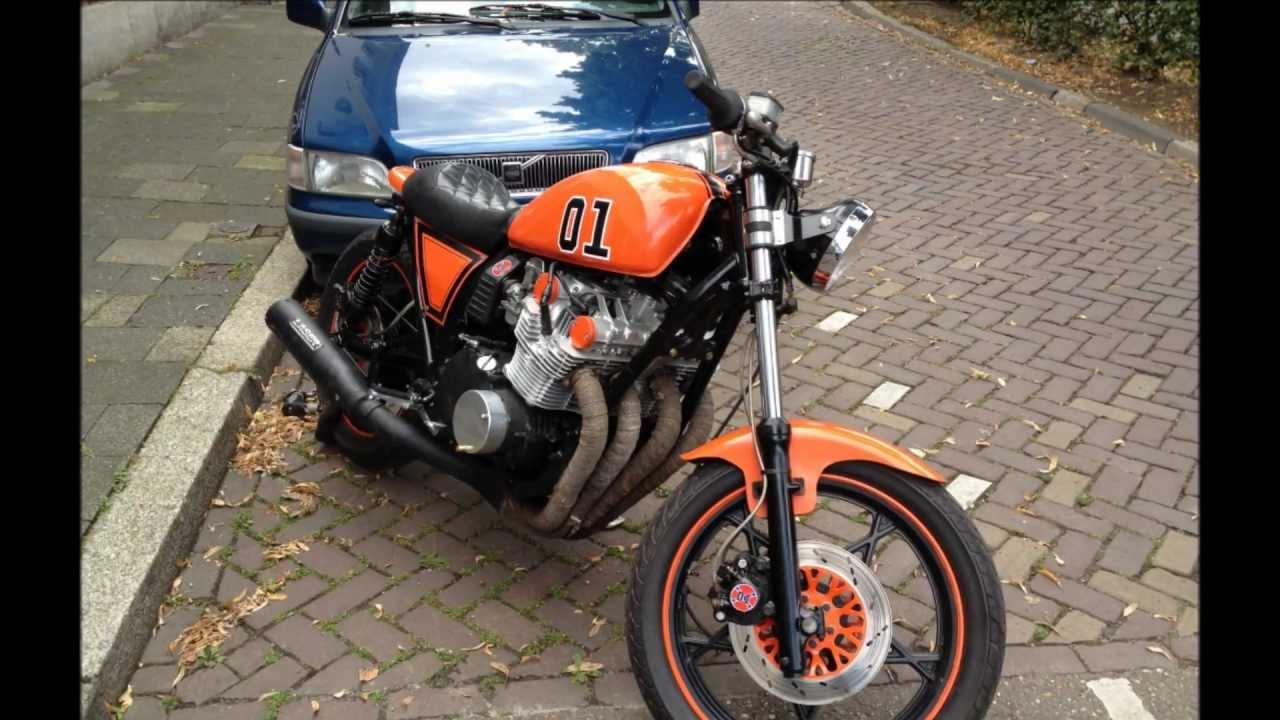 Suzuki Gs Exhaust
