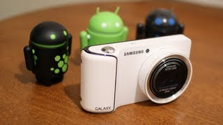 видео Обзор Samsung Galaxy Camera. Android в фотоаппарате.
