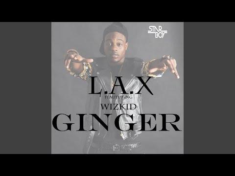 Ginger (feat. Wizkid)