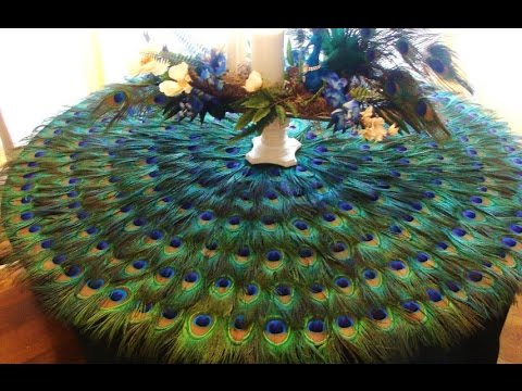 Peacock Decor~Peacock Decorations For Birthday Party