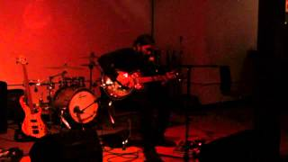"Live ""House of the Dying Sun"" Brother Dege solo - Rhode Island"