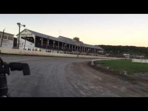 National Anthem - Fonda Speedway