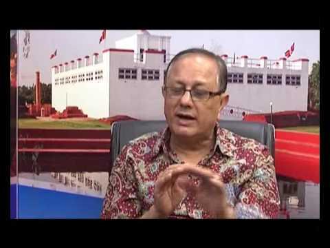 Dr. Rewat Bahadu Karki/Securities Board of Nepal /political video interview production in Nepal