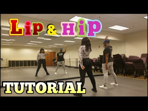 HyunA(현아) _ Lip & Hip FULL DANCE TUTORIAL (reupload)