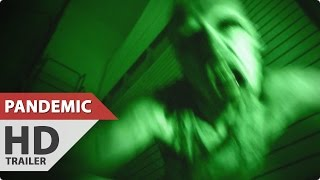 Pandemic Trailer (2016) Rachel Nichols Horror Movie HD