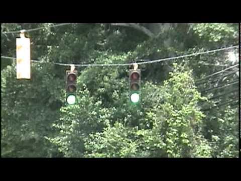 Field Visit SR15 Bridge Over Curry Creek - Jackson County, GA