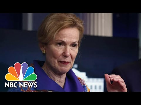 Birx-Coronavirus-'Extraordinarily-Widespread'-Americans-Must-Wear-Masks-NBC-Nightly-News