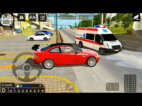 Car Driving and Parking Simulator In Big City - Android Gameplay FHD