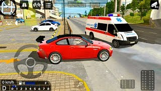 Car Driving and Parking Simulator In Big City - Android Gameplay FHD screenshot 5