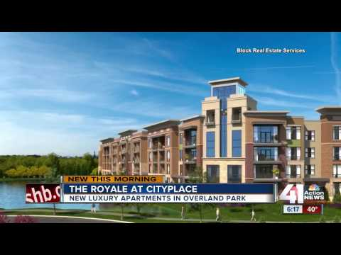 Sneak peak at Royale at City Place Apartments