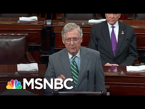 How Mitch McConnell Broke The Process For Naming A New Supreme Court Justice | MSNBC