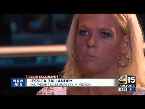 Woman speaks out after undergoing weight-loss surgery in Mexico, PART 2