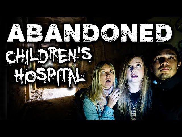 Exploring an ABANDONED CHILDREN\'S HOSPITAL | Berlin, Germany