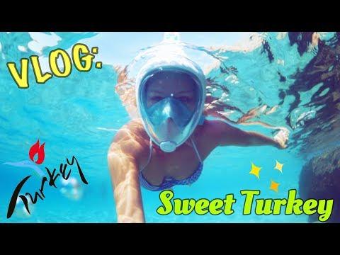 Vlog: Sweet Turkey / Дача в Турции / Возвращение блондинки