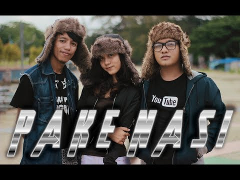 Ince Syahrul Anam, Oktavia Ilha, Hardyan Destro - PAKE NASI  (official music video) ✅