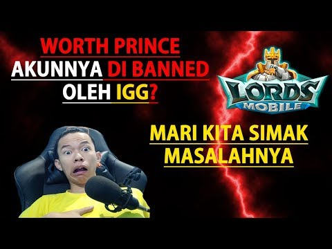TOP UP DIAMOND DIBANNED? | LORDS MOBILE INDONESIA