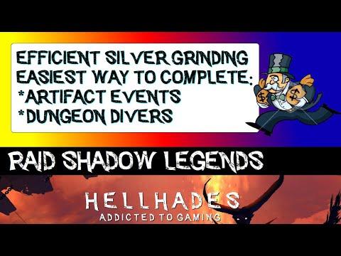 RAID SHADOW LEGENDS | SILVER TUTORIAL & ARTIFACT EVENT TIPS thumbnail