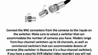 Video How to Convert CCTV Cameras to Television Tutorials download MP3, 3GP, MP4, WEBM, AVI, FLV April 2018