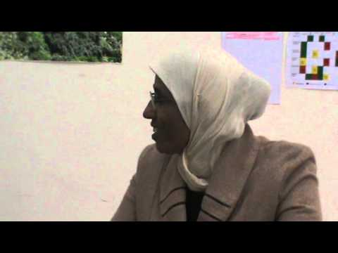 HAF interviews Fatna Nekhali - International women's day - 8 March 2014