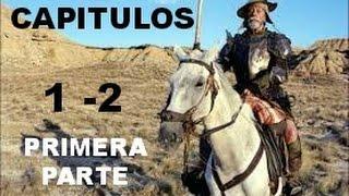El Quijote De La Mancha Audio Libro Capìtulos 1 Y 2 Youtube