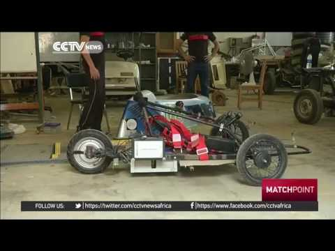 28219 rizne Auto 002 002 CCTV Afrique Egyptian students design car that runs on electricity and gas