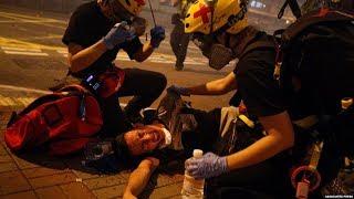 时事大家谈:香港面临空前危机,北京或出重手干预?