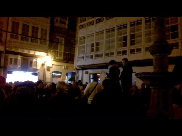 Vecinos de Viveiro reivindican un área sanitaria comarcal