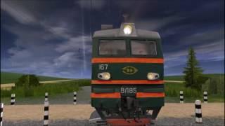 видео Разработка маршрутов – Транссибирская магистраль