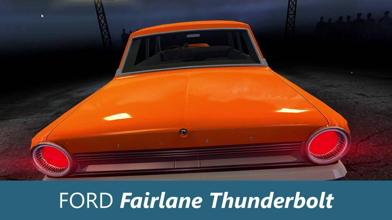Ford Fairlane Thunderbolt 1964
