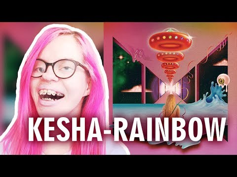KESHA - RAINBOW (ALBUM REACTION) | Sisley Reacts