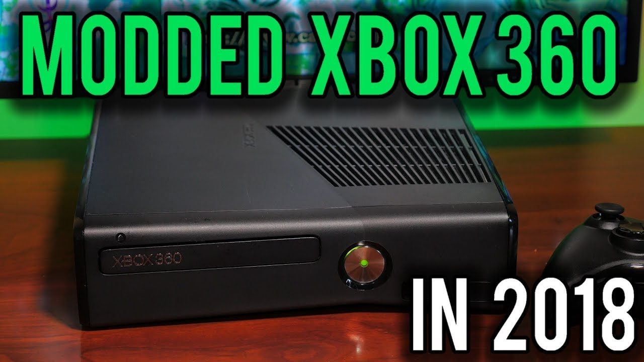how to modded xbox 360
