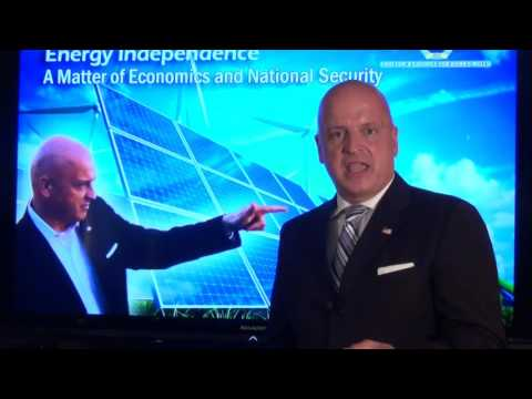 ROBBY WELLS ON ENERGY INDEPENDENCE