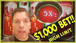$1,000 BET!! ★ HI-LIMIT BIRTHDAY