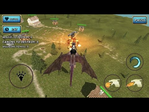 Fire Flying Dragon