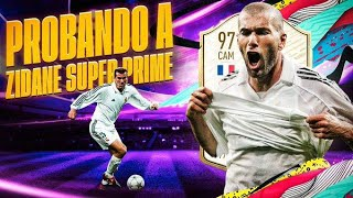 FIFA 20 Probamos a Zidane Super PRIME Fut Champions Con Golazos De Volea Al Estilo Champions League