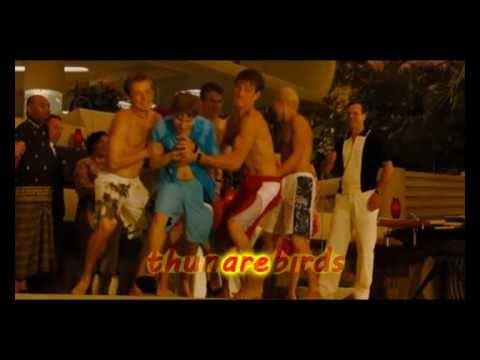 Thunderbirds movie ~ Busted Thunderbirds are go Lyrics music video ~ Dominic Colenso ~ Virgil