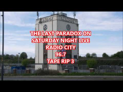 The Last Paradox On Saturday Night Live - Radio City 96.7