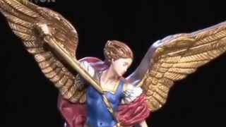 São Miguel Arcanjo,defendei- nos no Combate_Reze a Quaresma de São Miguel Arcanjo com Eliana Ribeiro