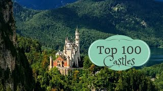 Top 100 Most Beautiful Castles in the World(All beautiful castles in one video. List of the TOP100 castles in the world. Please Subscribe: https://www.youtube.com/c/Sebweo., 2015-10-21T08:00:00.000Z)