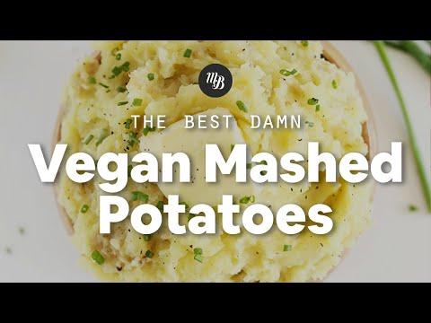 best damn mashed potatoes