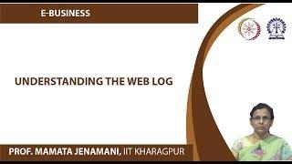 Understanding the web log