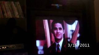 3/15/2011 - The KLAINE KISS Heard Around The World