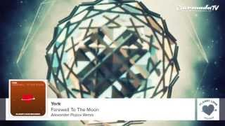 York - Farewell To The Moon (Alexander Popov Remix)