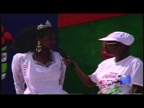 """G.B.T.V. CultureShare ARCHIVES 1991: PATRICIA ALEXIS  """"Miss Grenada-Montreal """" (HD)"""