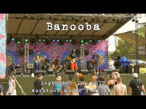Banooba: 2017-09-16 - Wormtown Music Festival; Greenfield, MA [4K]