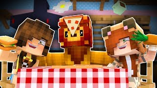 Minecraft Daycare - DINNER WITH TINA'S FAMILY !? (Minecraft Roleplay)