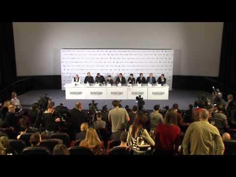 ПОВОДИР. Прес-конференція у Києві, 11.11.2014