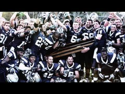 UNH Football: Battle for the Brice-Cowell Musket
